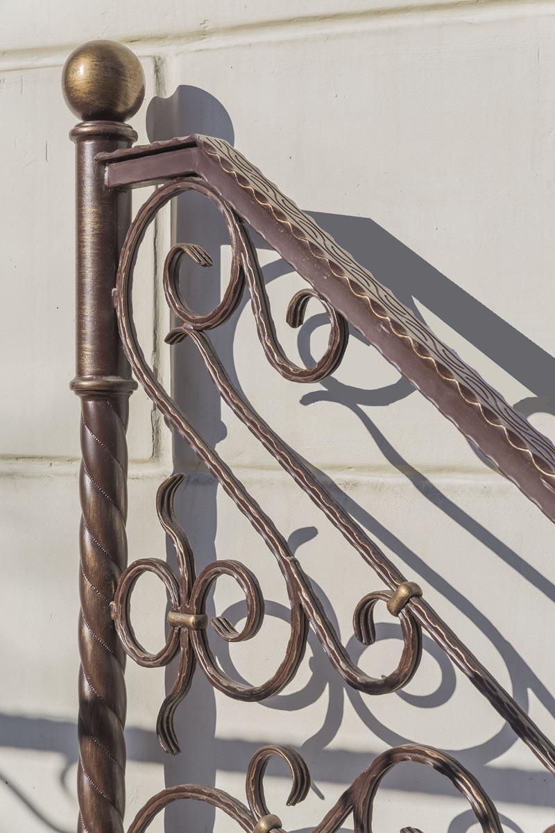 Балконные и лестничные ограждения - г.Краснодар