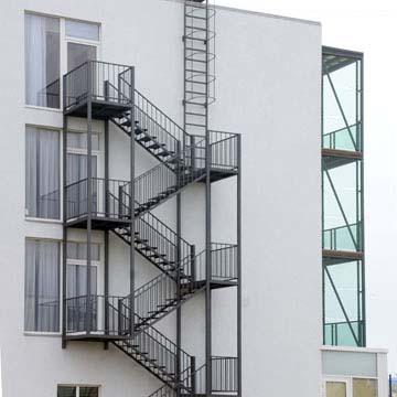 Пожарные лестницы на заказ