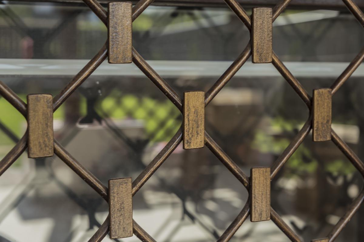 Кованые решетки - Супсех