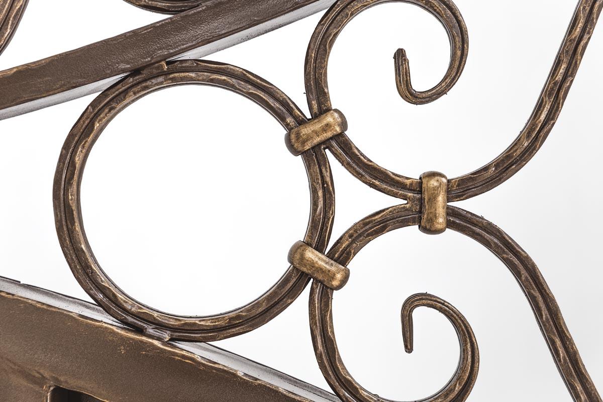 Кованые ворота - х.Заря