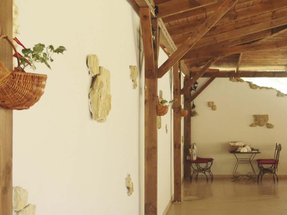Спа салон в санатории Ривьера в городе Анапа