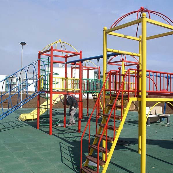 Детский городок — п.Витязево, СОК «Волейград»