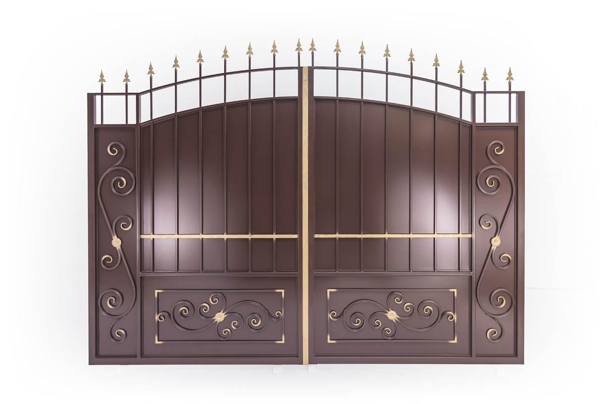 Ворота серии «Эконом» — «Дворянские»
