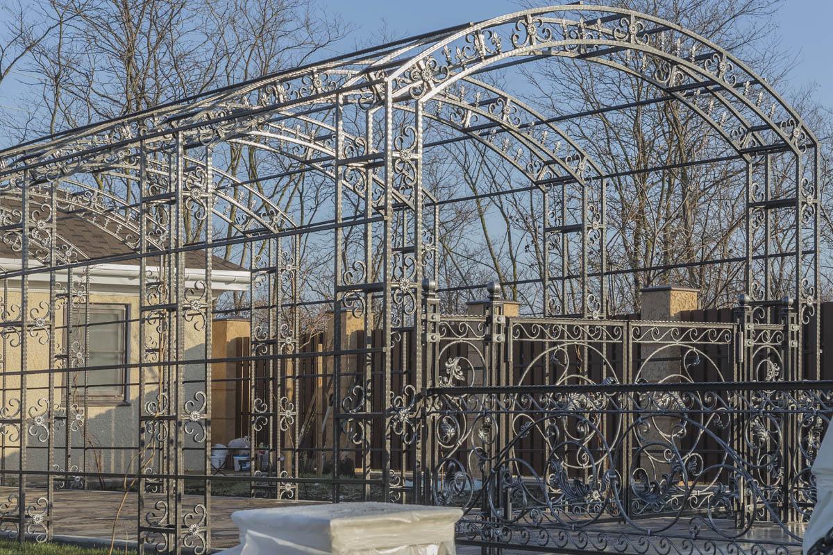 Пергола - ст. Гостагаевская