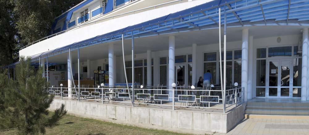 Навес без ферм в городе Анапа