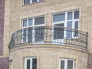 Балконные ограждения — п.Супсех