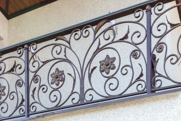 Балконные ограждения — г.Анапа