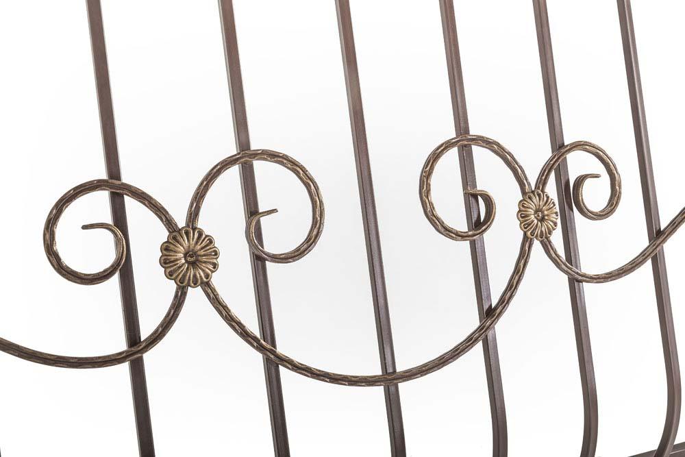 Балконные ограждения прямые, рисунок 2